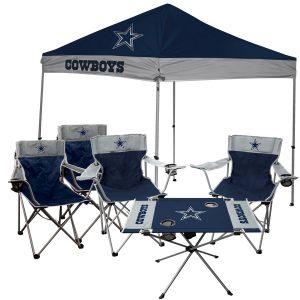 Dallas Cowboys Rawlings Large Tailgate Kit