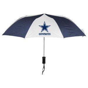 Dallas Cowboys WinCraft 42″ Folding Umbrella