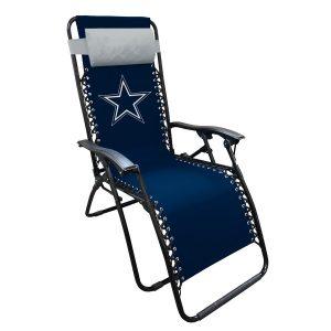 Dallas Cowboys Zero Gravity Lounger Chair