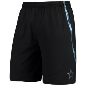 Men's Dallas Cowboys Black Shock Kix Shorts