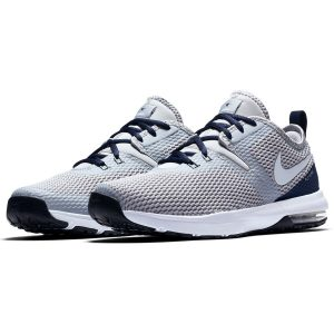 Men's Dallas Cowboys Nike Gray/Navy Air Max Typha 2 Shoes