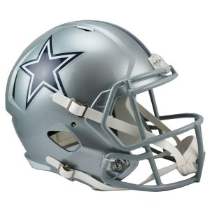 Riddell Dallas Cowboys Revolution Speed Full-Size Replica Football Helmet