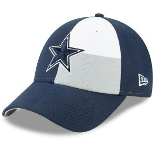 424c79a51b41d1 Dallas Cowboys New Era Youth 2019 NFL Draft On-Stage Official 9FORTY Adjustable  Hat