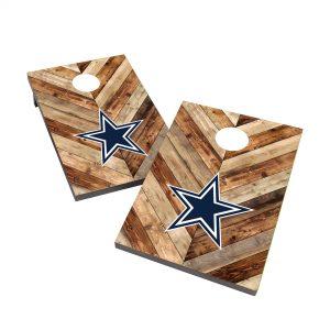 Dallas Cowboys 2′ x 3′ Cornhole Board Tailgate Toss Game