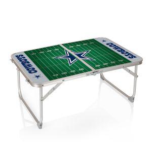Dallas Cowboys Mini Portable Table