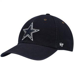 Carhartt x '47 Dallas Cowboys Navy Team Clean Up Adjustable Hat