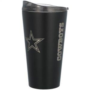 Dallas Cowboys 16oz. Stainless Steel Powder Coat Pint Tumbler