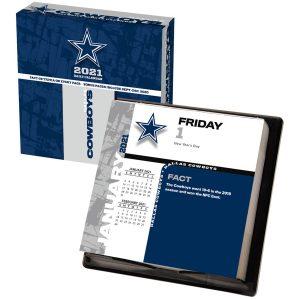 Dallas Cowboys 2021 Box Calendar