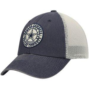 Men's Dallas Cowboys Mahogany Snapback Hat