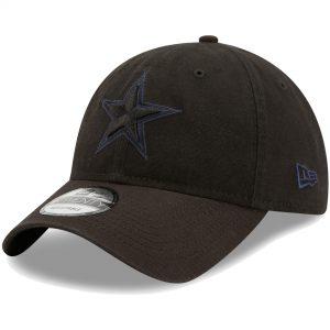 New Era Dallas Cowboys Black Core Classic II 9TWENTY Adjustable Hat