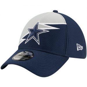 New Era Dallas Cowboys Bolt 39THIRTY Flex Hat