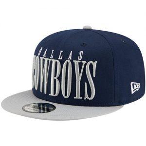 New Era Dallas Cowboys Team Title 9FIFTY Snapback Hat