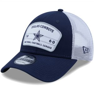 New Era Dallas Cowboys Youth Loyalty Trucker 9FORTY Snapback Hat