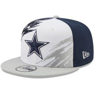 New Era Dallas Cowboys Youth Splatter 9FIFTY Snapback Hat