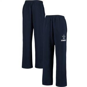 Youth Dallas Cowboys Navy Essential Fleece Pants